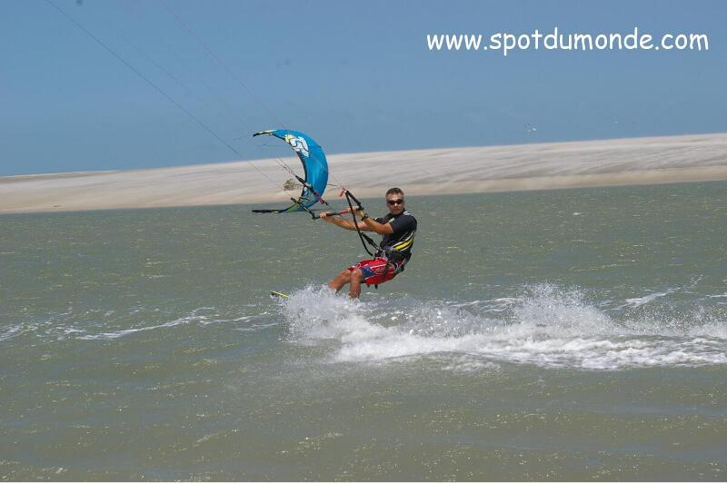 Windsurf Kitesurf The River Beach Brésil