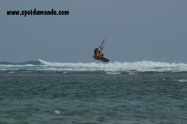 Windsurf Kitesurf Cap Chevalier Martinique