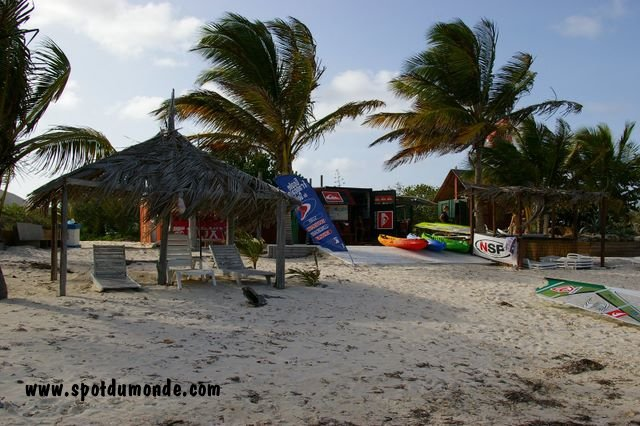 Windsurf Kitesurf Galion Beach Antilles
